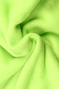 Lime Groene Anti Pilling Fleece