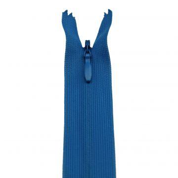 Blinde Ritsen 60 cm-528 - Petrol Blauw