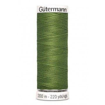 Gütermann 200 meter naaigaren - mosgroen
