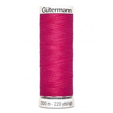 Gütermann 200 meter naaigaren - fuchsia