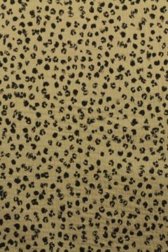 Musselin - Spots Taupe