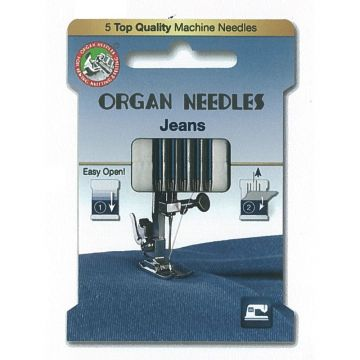 Organ Jeans 100/16