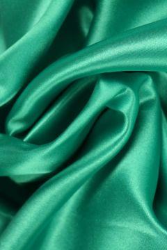 Turquoise Satijn