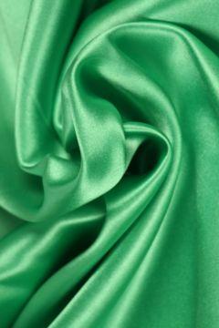 Mint Groene Satijn