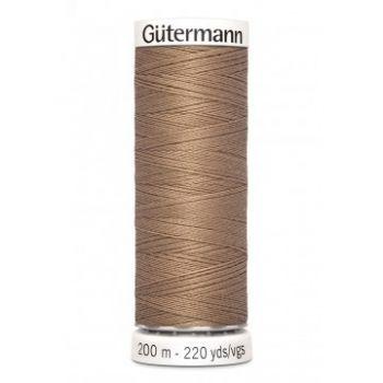 Gütermann 200 meter naaigaren - klei