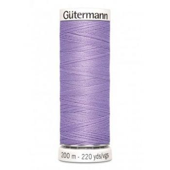 Gütermann 200 meter naaigaren - lila