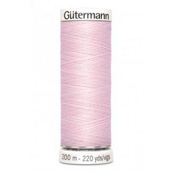 Gütermann 200 meter naaigaren - blush