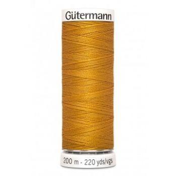 Gütermann 200 meter naaigaren - goud