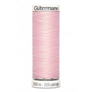 Gütermann 200 meter naaigaren - oud roze