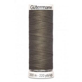 Gütermann 200 meter naaigaren - taupe