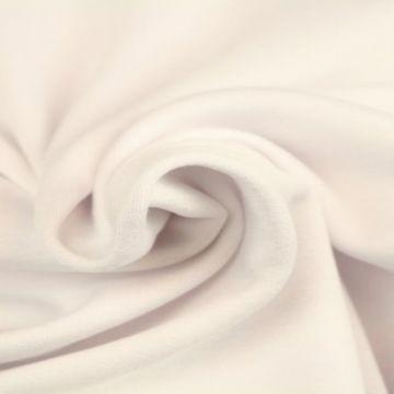 Sweatshirtstoff Weiß