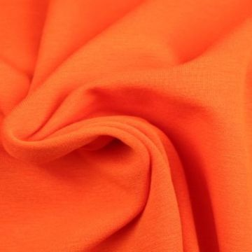 Sweatshirtstoff Orange