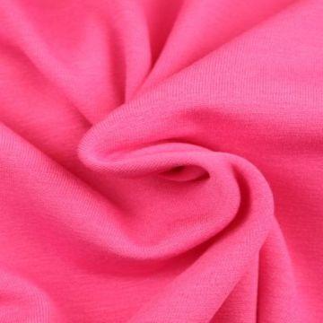 Sweatshirtstoff Fuchsie Rosa