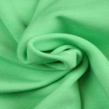 Sweatshirtstoff Hell Grün