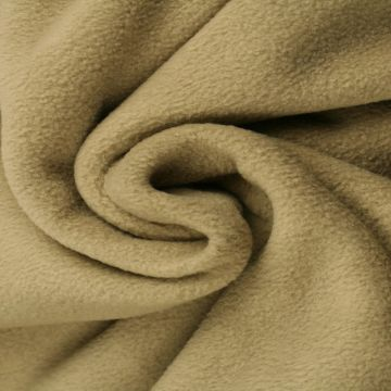Taupe Anti Pilling Fleece