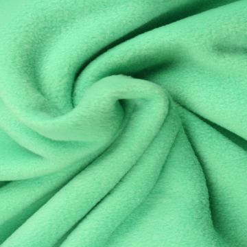 Mint Groene Anti Pilling Fleece
