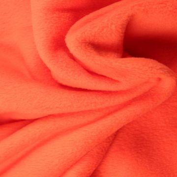 Donker Oranje Anti Pilling Fleece
