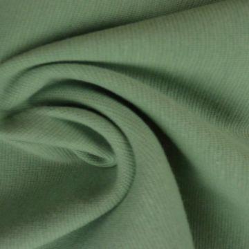 boordstof vintage groen