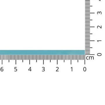 Luxes Satin Band 3 mm-70 - Light Aqua