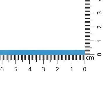 Luxes Satin Band 3 mm-235 - Aqua
