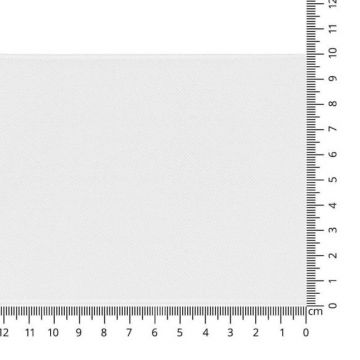 Luxes Satin Band 100 mm - 401 - White