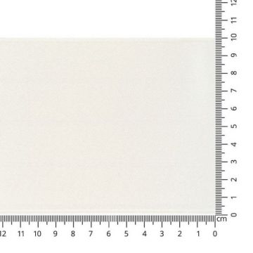Luxes Satin Band 100 mm - 405 - Off White