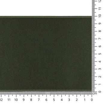 Luxes Satin Band 100 mm - 893 - Olive Green