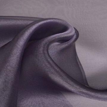 Organza crystal dunkel lavendel
