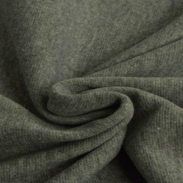 boordstof gemeleerd grijs