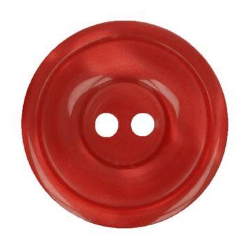 Blusenknöpfe 12,5mm - Dunkel Rot