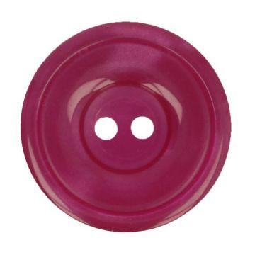Blusenknöpfe 12,5mm - Himbeere Rot