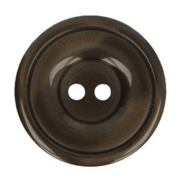 Blusenknöpfe 12,5mm - Dunkel Braun