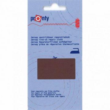 Pronty Reparaturtuch Jersey - Brown