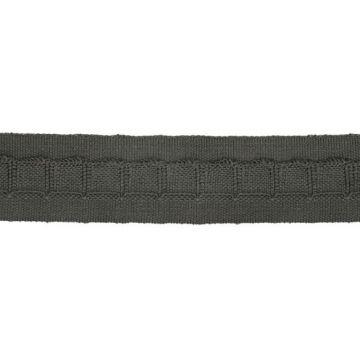 Gardinen Faltenband 25mm-002 - Dunkelgrau