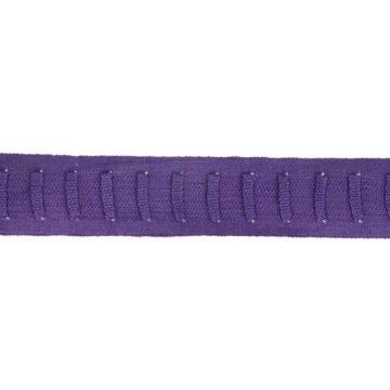 Gardinen Faltenband 25mm-183 - Violett