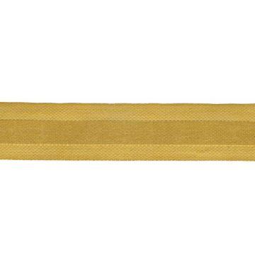 Gardinen Faltenband 25mm-961 - Ocker