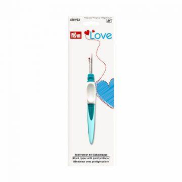 Prym Love - Nahttrenner Ergonomic Aqua