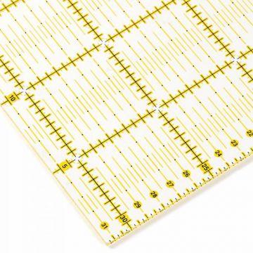 Prym Universele Liniaal-31,5 x 31,5 cm