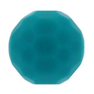 Opry Silikon Perlen Diamant 16mm- Dunkel Petrol Grun