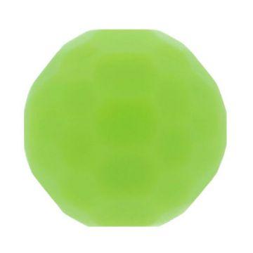 Opry Silikon Perlen Diamant 16mm - Lime