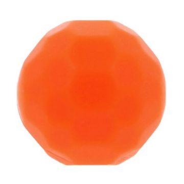 Opry Silikon Perlen Diamant 16mm - Orange
