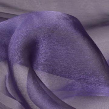 Organza crystal light violett