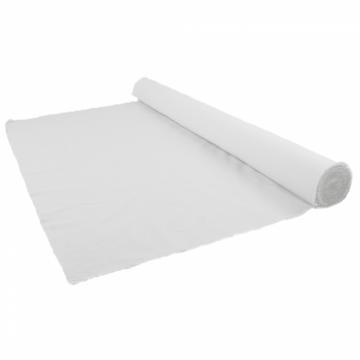 Aufbügelvlies Baumwolle 115cm - Weiß