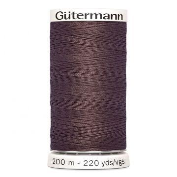 Gütermann 200 meter naaigaren - donker groen
