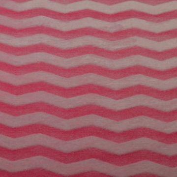 fleece met roze jungle dieren print
