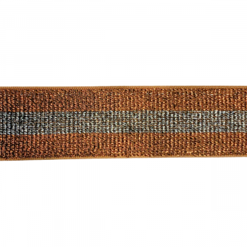 elastiek brons 40mm