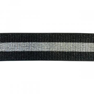 elastiek silver lijn 40mm