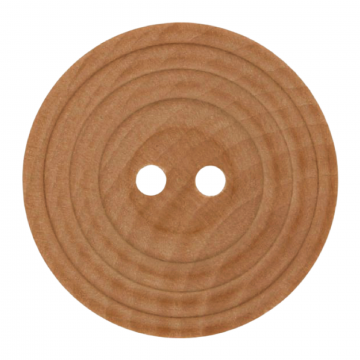 Knöpfe Holz 20mm  - Oak