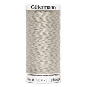 Gütermann Denim-3070 Stone Grey