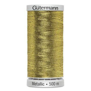 Gütermann Metallic 500 meter-7004 Gold